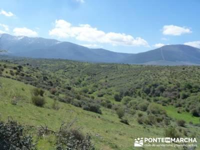 La pradera de la ermita de San Benito;rutas madrid senderismo;senderismo y montaña
